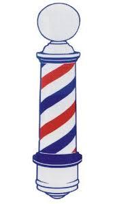 Amazon Com Barber Pole Decal Beauty