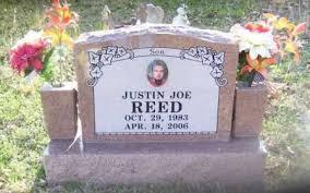 REED, JUSTIN JOE - Baxter County, Arkansas   JUSTIN JOE REED - Arkansas  Gravestone Photos