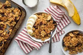 easy vegan granola recipe 9