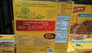 tasty bite madras lentils gluten free