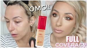 bourjois makeup healthy mix review