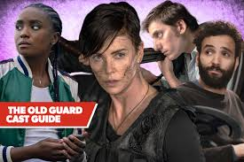 The Old Guard Cast Guide