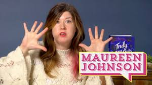 Epic Author Facts: Maureen Johnson | Truly Devious - YouTube