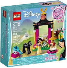 Mua LEGO Công Chúa Disney 41151 - Nàng Mulan luyện Kiếm (LEGO ...