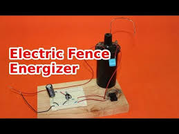 Diy Electric Fence Circuit Youtube