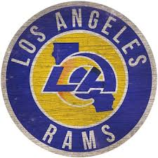 Official Los Angeles Rams Wall Decor Home Office Wall Sign Banner Nflshop Com