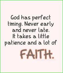 god s timing is perfect bible verse great best gods timing