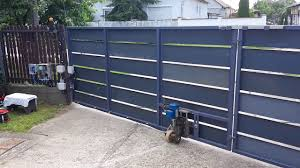 homemade gate opener diy add rtu5024