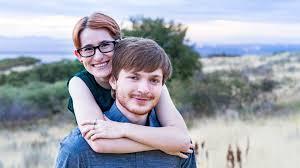Adeline Davis and Austin Versteeg, Marriage, celibrate, North ...