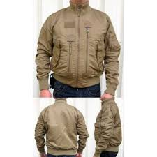mil tec 4619 flight jacket us