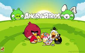 Image - Wallpaper angrybirdsclub ru easter.jpg - Angry Birds Wiki ...