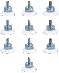 pcs rubber strong suction cup