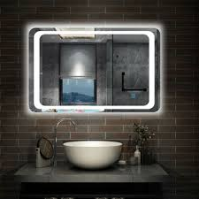 illuminated bathroom cabinets argos