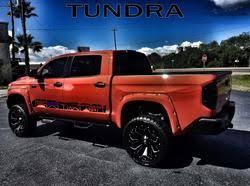 Vinyl Graphics Racing Decals For Toyota Tundra Trd Vinyl Graphics