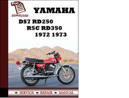 yamaha rd 250 service manual