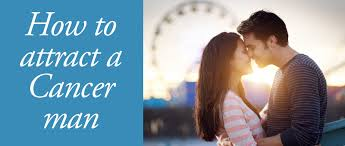 how to attract a cancer man using the