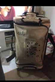 glam r gear changing station dance bag