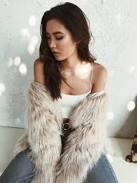 PRINCESS POLLY - ☆ STONE FOX COAT ☆ Fluffy coats always...   Facebook