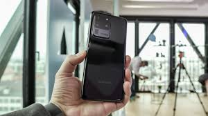 Samsung S20 Ultra - x100 zoom camera ...