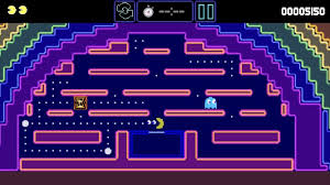 game lets you create share pac man