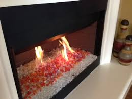 fireplaces pictures of gas fire glass