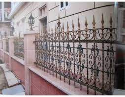Wrought Iron Fence Supplies Gate Manufacturers And French Doors For Sale