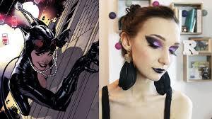catwoman makeup you saubhaya makeup
