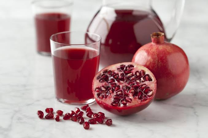 Image result for Pomegranate & Beetroot Juice""