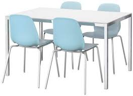 com ikea table and 4 chairs
