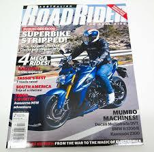 motorcycle magazine australian road