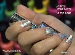 colorbar cosmetics glitterati top coat
