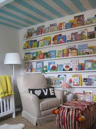 Creating A Library In Your House Inspiration Room Book Nursery Room Kids Room