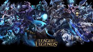 league of legends desktop wallpapers