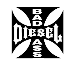 Diesel Truck Ram Vinyl Decal Vinyl Sticker Decal Sticker Cut Etsy