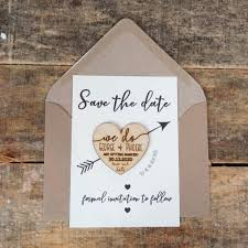 wooden save the date magnets wooden