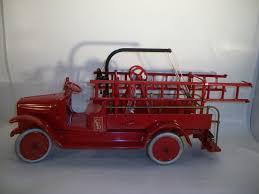 buddy l 205 hook ladder fire truck