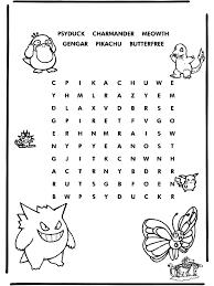 Pokemon Puzzel 3 Puzzel