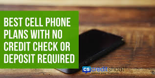 how to get a cell phone with bad credit