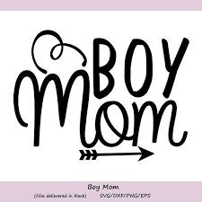 Custom Vinyl Car Decal Mom Of Boys Arrow Mom Life Kids Toddler Preschooler
