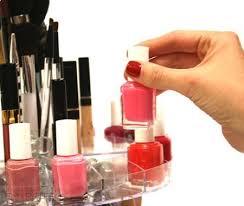 glam caddy makeup tools organizer