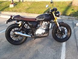 stallion centaur 250cc max 150