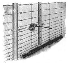 Dillon Wire Fence Stretcher Unofficial Northwestern Steel Wire Co