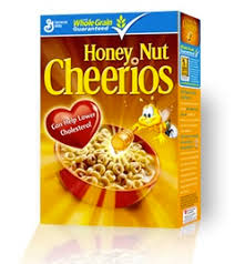 honey nut cheerios is a healthy