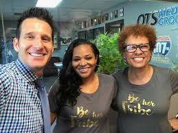 "07/15/2019: Avis Rose and Trina Ricks – Be Her Tribe's ""Pack the Tote""  Fundraiser 