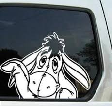 Auto Sticker Auto Decal Disney Character