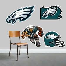 Fathead Philadelphia Eagles Nfl Decals For Sale Ebay