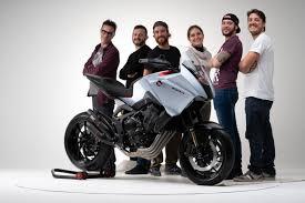 honda cb4x sport touring concept