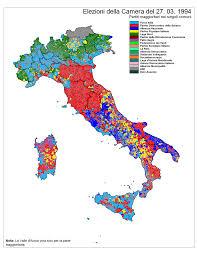 Elezioni politiche italiane del 1994 - Wikipedia