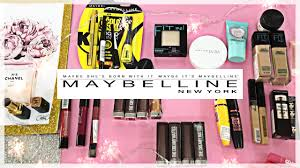 maybelline makeup kit 2019 you