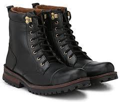 andrew scott men s black leather